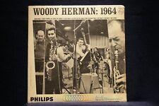 WOODY HERMAN:1964:Big Band Jazz Classic on Rare MONO Near Mint Vinyl LP