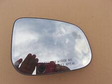 Jaguar XE 2015 to 2018  Right Door Mirror Glass With PowerFold C2Z5468 NEW