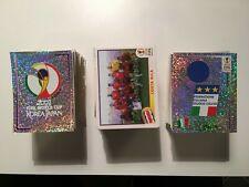 Panini WM 2002 / 10 Sticker nach Wahl