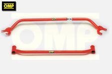 OMP UPPER & LOWER STRUT BRACE PEUGEOT 309 GTi 1.9 16v