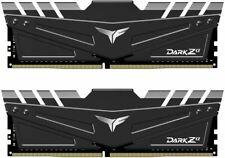 Team DARK Za 32GB (2x16GB) DDR4 4000MHz CL18 Memory RAM TDZAD432G4000HC18JDC01