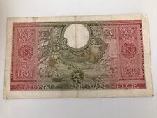 Bankbiljet Belgie