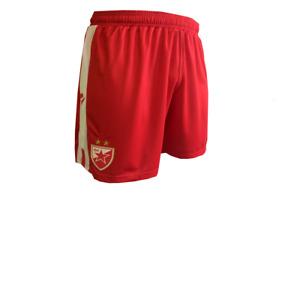 F.C. RED STAR Crvena Zvezda Autentic shorts XL NEW with tags MACRON