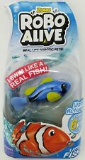 Zuru RoboPets Alive  Turtle - Fish - Mermaid - New - Free Shipping