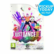 Just Dance 2019 Nintendo Wii Game 3+ Years