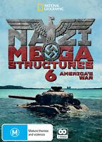 Nazi Megastructures 6 DVD Hitler Season 6 America War