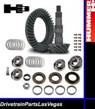 Hummer H3 Front 7.6' 4.56 Ring & Pinion Gear Set & Master Bearing Kit 2005 -2011