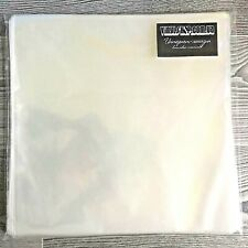 25 Protective Outer Sleeves 12″ Vinyl Records - Clear Sleeves for LPs