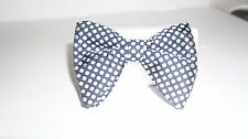Big Bow Tie - Polka Dot Bow Tie, Bowties, Mens Bow Ties, Butterfly Bow Tie