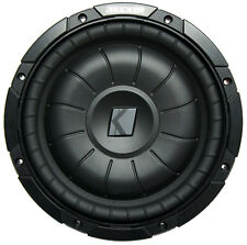 "Kicker RW10CVT10 Car Audio CVT 10"" Sub 800 Watts Peak Dual 1 Ohm Subwoofer"