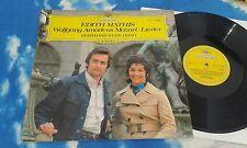 DG 2530 319 - MOZART:- Lieder Vo. 1 EDITH MATHIS - KLEE