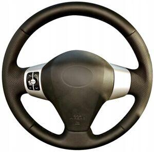 Toyota Yaris 2 - copri volante in vera pelle su misura