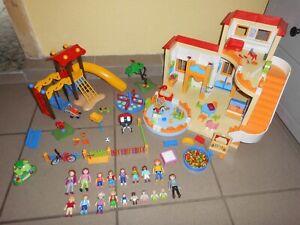 Playmobil 5567 KITA Sonnenschein + Krabbelgruppe Spielplatz