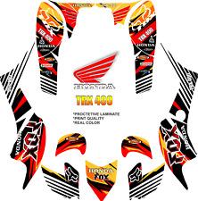 Honda TRX 400 99-07 graphic kit trx400ex stickers decal kit graphics