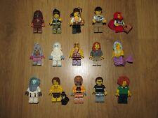 Lego Minifigures / Mini Figure's Bundle / Job Lot