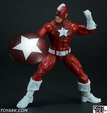 "New / Rare Marvel Legends - Giant Man Baf series - 6"" inch scale Red Guardian"