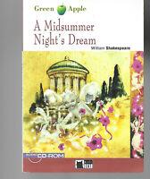 9788853010148 A MIDSUMMER NIGHT'S DREAM CON AUDIO CD ROM CORSO DI LINGUA INGLESE