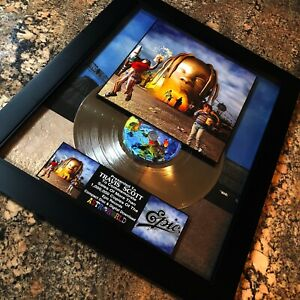 Travis Scott ASTROWORLD Million Record Sales Music Award Disc Album LP Vinyl