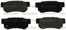 Disc Brake Pad Set Rear Auto Extra AXMD813