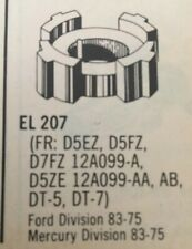 Guaranteed Parts EL207 Ignition Reluctor 4 Cyl.