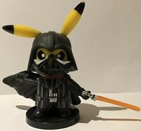 Figurine Pokemon Pocket Monster Pikachu Cosplay PVC Figure Star Wars Dark Vador