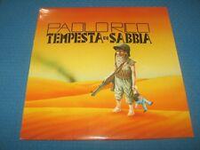 PAOLO RICCI - TEMPESTA DI SABBIA Green Records GRS 003 LP