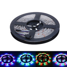 5m 5050 SMD RGB 300LEDs LED Flexible Licht Streifen Lampe DC12V Wasserdicht Heiß