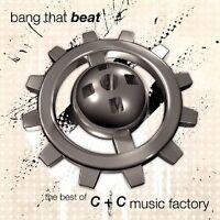 C+C MUSIC FACTORY Bang That Beat The Best Of CD BRAND NEW C&C C And C