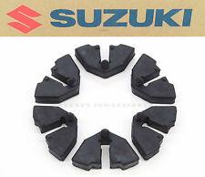 Rear Wheel Hub Damper Cush Drive Rubbers GSX GSXR 750 1100 1300 (See Notes)G32 D