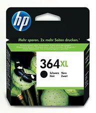 Original HP 364XL Black Ink Cartridge High Capacity 500 Pages Genuine HP CN684EE