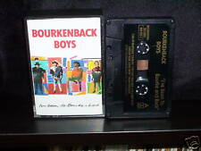 BOURKENBACK BOYS I'VE BEEN TO BOURKE AND BACK - RARE AUSTRALIAN CASSETTE TAPE N