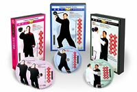 Traditional Wu style Taiji ( Tai Chi ) Series Complete set by Qiao Songmao 4DVDs