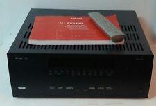 Arcam FMJ AVR400 7.1 Channel Surround Sound Audiophile AV Receiver AVR400 - NICE
