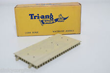 TRIANG MINIC SHIPS PIER BREAKWATER EXCELLENT BOXED