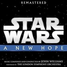 Star Wars: A New Hope - Remastered - John Williams - LSO (NEW CD)