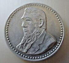 SOUTH AFRIKA 5 Shilling1986 GOLD REEF CITY Aluminum Token Buffalo