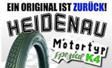 2.75-16 K4  Heidenau Neu Mopedreifen S50/51/70/Star Schwalbe und Diverse andere