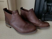 Timberland Anti Fatigue Woman's Chelsea Ankle Boot Size 4
