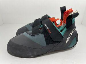 Adidas Five Ten Asym Rock Climbing Black Shoes BC0859 Men's Size 6.5 7 8.5