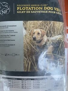 Cabela's Northern Flight Neoprene Dog Vest Size 2XL XXL