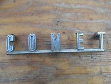 "1966 Mercury ""Comet"" Emblem - Grille / Hood Mount"