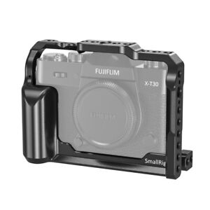 SmallRig CCF2356 X-T30 X-T20 Cage for Fujifilm X-T30 X-T20 Camera with Side Grip
