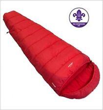 Vango Wilderness 350 mummy shaped 3 season camping sleeping bag