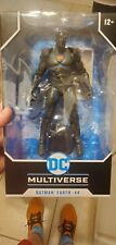 DC Multiverse BATMAN EARTH 44 Dark Nights Metal McFarlane Toys IN HAND!!!