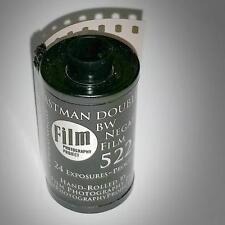 35mm Film - Eastman Double-X BW - 1 Roll