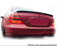 Mercedes W211 Body kit Spoiler HECKSPOILER HECK FLÜGEL Lippe Abrisskante Apron