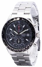 Seiko Flightmaster Pilot Slide Rule Chronograph SND253P1 SND253P Men's Watch