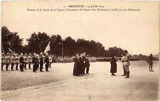 CPA  Mülhausen - Mulhouse - Remise de la Croix de la Legion d'Honneur  (388862)