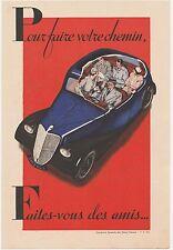 PUBLICITÉ  automobile Celtastandard 5 places RENAULT  French Ad
