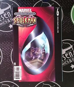 Ultimate Spider-Man #6-10 Marvel NM 9.4 Bendis 1st Green Goblin Key Peter Parker